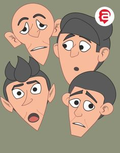 2D and 3D Assets for Animation - Reallusion Marketplace 3d Assets, Funny People, Family Guy, Animation, Guys, Fictional Characters, Art, Art Background, Kunst