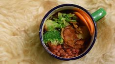 Vintersuppe Garam Masala, Bacon, Beef, Chicken, Recipes, Food, Dinner Ideas, Noodle Soup, Meat