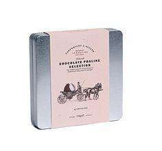 Cartwright & Butler Praline Chocolate Selection in Gift Tin
