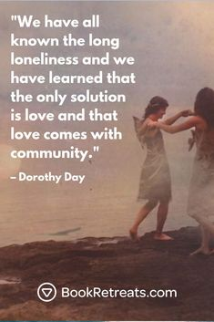 Quotes Sayings and Affirmations We have all known the long loneliness and we have learned that the only solution is love and that love comes with community. Spiritual Coach, Spiritual Awakening, Spiritual Quotes, Positive Quotes, Spiritual Discernment, Spiritual Thoughts, Spiritual Growth, Positive Vibes, Make A Quote