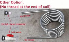 Stainless Steel Coil Heat Exchanger for dutch tub,Wood fired hot tub heater coils exporter China.Manufacture Stainless Steel Coil Heat Exchanger for dutch tub,W Stock Tank Heater, Stock Tank Pool, Outdoor Tub, Outdoor Baths, Wood Fired Hot Tub Diy, Diy Pool Heater, Hot Tub Bar, Water Tub, Sauna Design