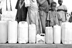 Tapping into fresh water in South Sudan. Friends of The Walters' and the new organization...