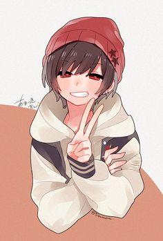 Аниме garotos anime, anime masculino и anime. Arte Do Kawaii, Anime Kawaii, Kawaii Drawings, Cute Drawings, Anime People, Anime Guys, Cute Anime Character, Character Art, Japon Illustration