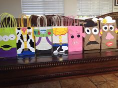 Toy Story bags $20.00