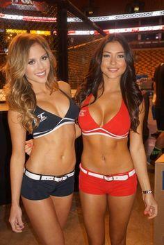 MMA chicks