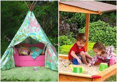 Детская площадка своими руками - Дом и стройка - Статьи - FORUMHOUSE