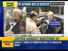 Ex-law intern slams Justice Ganguly's letter, hints at filing police complaint - NewsX