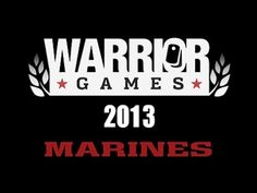 The best video you'll watch all day — Marines Prepare to Take 4th Chairmans Cup at 2013 Warrior Games