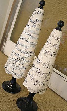 Music trees