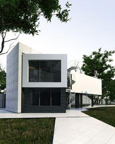 Фото — Angulation — Architecture