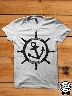 anchored in Christ t shirt