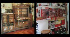 Small Art Studio Ideas   ... . Home   Lifestyle Blog » Dream Decorating {ABCD Design Studio