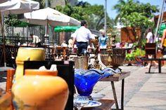 O evento gratuito, que começa às 14h, tem artigos de artes, antiguidades e comidas especiais