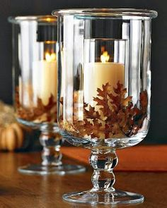 Fall Decor www.planitcfl.blogspot.com
