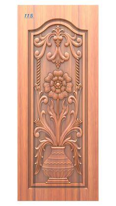 Front Door Design Wood, Wood Bed Design, Double Door Design, Wooden Door Design, Pooja Room Door Design, Door Design Interior, Single Main Door Designs, Door Design Images, Modern Wooden Doors