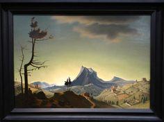 Landscape suicide, Franz Sedlacek