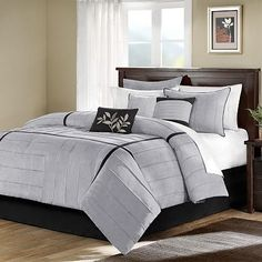 Home Classics Ashton 7-pc. Comforter Set