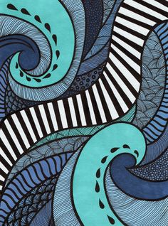 Tidal by Lorrie Whittington #lorriewhittington #illusiocreative  https://www.etsy.com/listing/17946934/tidal-limited-edition-art-print-by