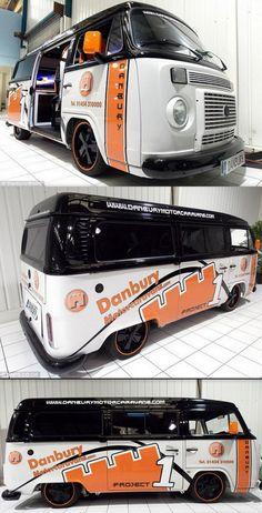 VW Custom Van $90.000 | repinned by www.BlickeDeeler.de