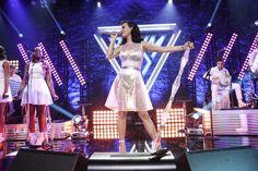 Katy Perry diz que guarda mecha de cabelo de Taylor Swift, ex-namorada de John Mayer