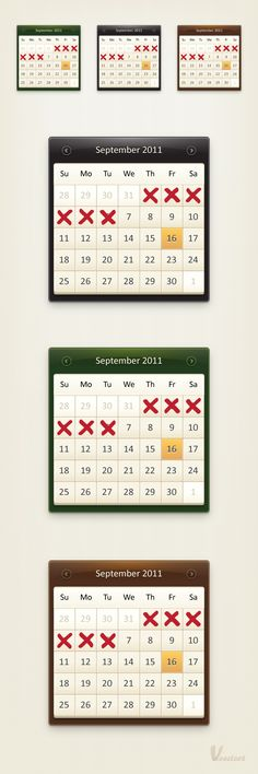 How to Create a Calendar Icon in Illustrator | Vectortuts
