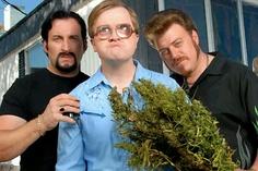 Ricky, Julian & Bubbles... Trailer Park Boys