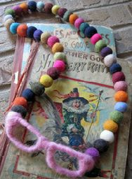 mother goose necklace