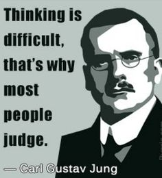 Carl Jung - Author Unknown.