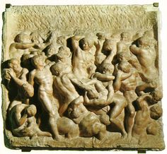Michelangelo, Centauromachia, Casa Buonarroti