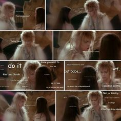 Jareth kind of Meme - LOL!! #jareththegoblinking #labyrinth #davidbowie #sexybowie #sexyman #davidrobertjones