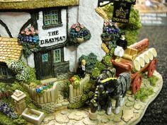 Lilliput Lane The Drayman Cottage British Collection New w Box Deeds L2362 | eBay
