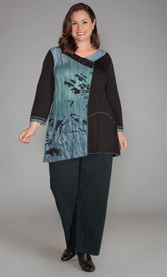 LINDSEY TUNIC / MiB Plus Size Fashion for Women / Fall Fashion