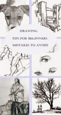 Drawing Tips for Beginners: Mistakes to Avoid