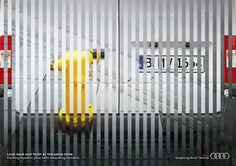 Audi: Back an Forth, Hydrant