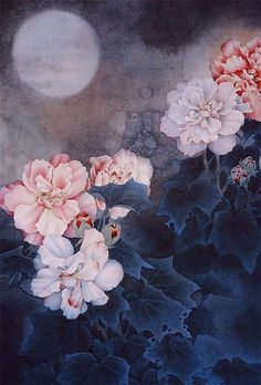 (via Chinese painting by Zhou Zhongyao on imgfave)
