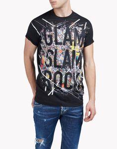Tshirt Glam Slam Rock
