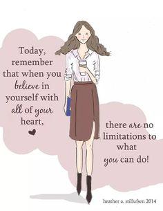 believe in ur self