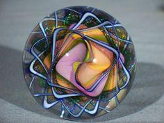 Marbles: Art Glass. James Alloway Dichroic Weldons World…