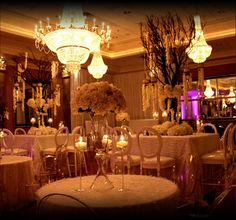 The Coral Gables Country Club | Miami Wedding & Special Event Venue | Wedding Planners Miami | Coral Grand Ballroom