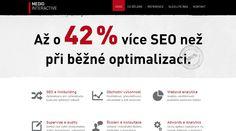 Responsive web design: http://www.medio.cz/