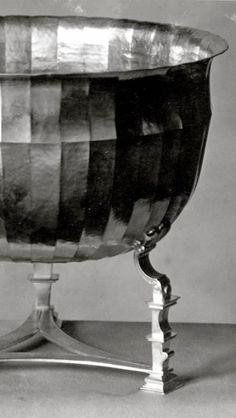 Entwurf des abgebildeten Objekts: Oskar Strnad, Ausführung des abgebildeten Objekts: Wiener Werkstätte, Wien, 1920 1920, Bowls, Glass Art, Tableware, Design, Mockup, Serving Bowls, Dinnerware, Tablewares