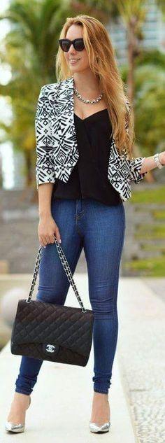 Outfits con jeans - una prenda basica en tu closet