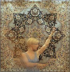 """Francisco Gaona, """"L'anima del tappeto"""""""