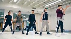 Zabdiel, Christopher, Erick, Joel and Richard getting ready for their New Year's Eve performance Cnco Richard, Five Guys, Just Pretend, Latin Music, Ricky Martin, Sweet Memories, My Boys, Boy Bands, Vip