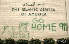 There Were More Anti-Muslim Hate Crimes Last Year Than Any Year Since 2001 Researchers are asking whether Donald Trump's hateful rhetoric has anything to do with it.