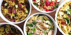 Pasta Salad Recipes - 5 of the Best Recipes for Pasta Salad [delish.com]