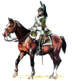 "FRANCE - ""French dragoon of the 26th Regiment, 1805"""