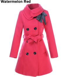 Coats are my favorite!!  @Chelsey Murray this one made me think of you:)