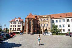 Amelii podróże małe i duże - przystanek Wrocław: Zamek Piastów Śląskich w Brzegu