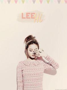 Lee Hi #LeeHi Lee HaYi #HaYi #girl #beautiful #pretty #cute #lovely #lady #Korea #singer #Korean #Fashion  #Asia #Actors #model #idol k-pop #kpop